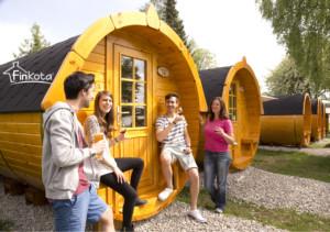 Finkota Campingfass 430 cm am Pilsensee