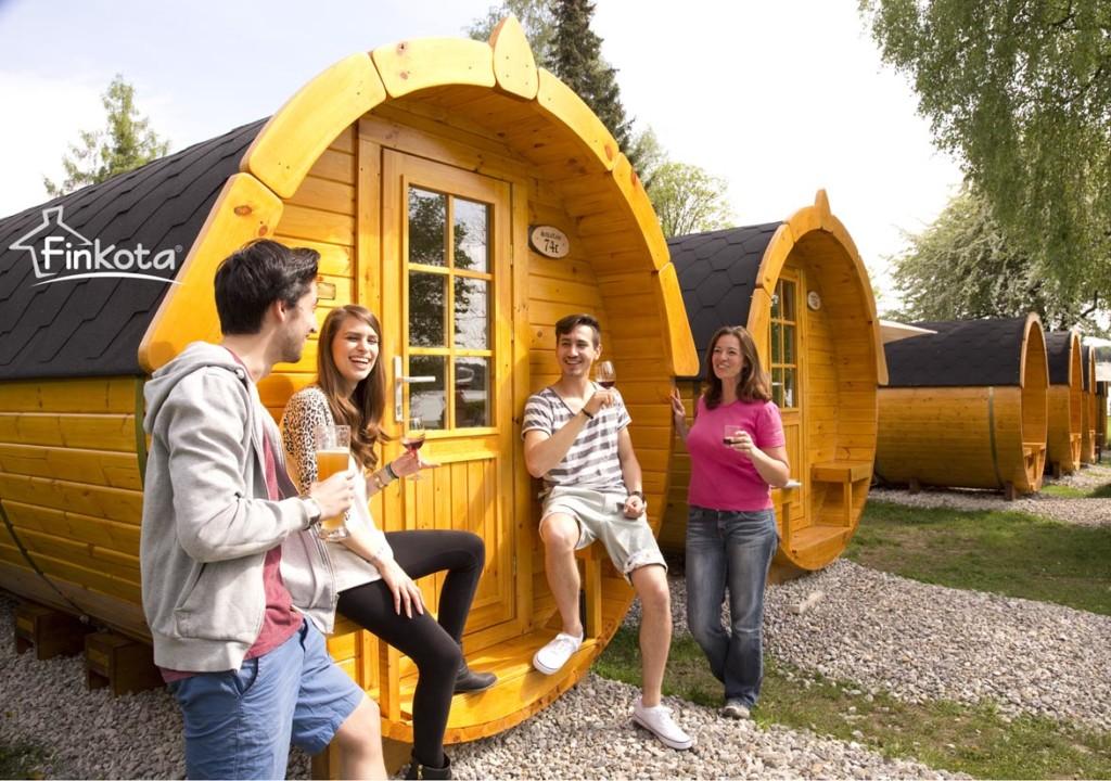 Finkota Campingfass 430 cm