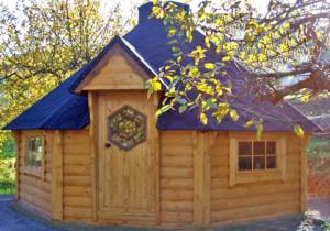 Finkota Grillhütte 16,5 qm