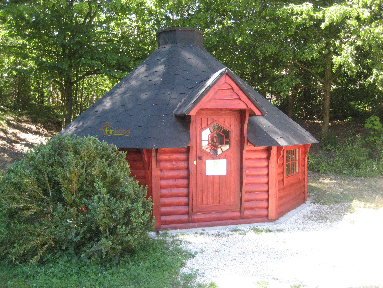 Finkota Grillhütte 16.5 m2 Brombachsee