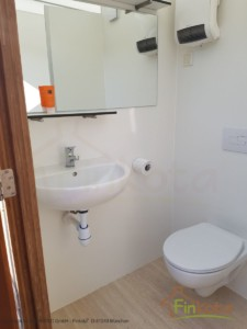 Modell Solo WC und Waschbecken