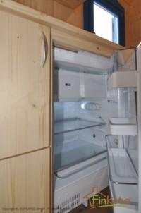 Wattenkieker mit Kühlschrank