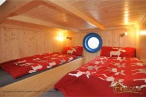 2 Einzelbetten unter der Hochebene im Wattenkieker
